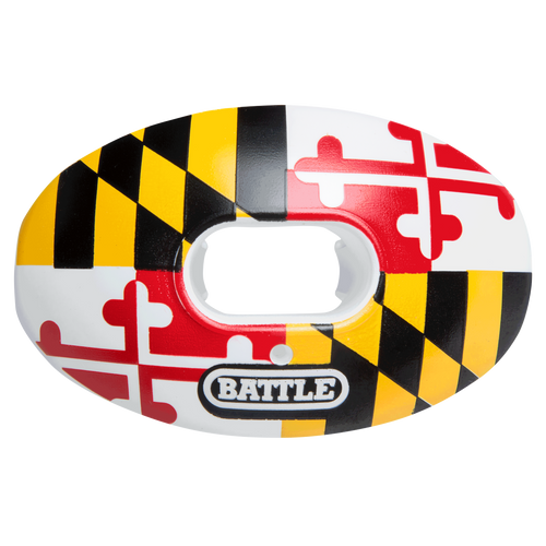 Battle Oxygen Maryland Flag Football Mouthguard - League Outfitters