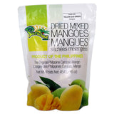 Paradise Dried Mixed Mangoes 454g