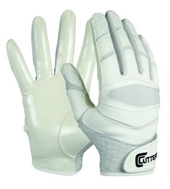 Football Handschuhe - X40 C-Tack Solid weiss
