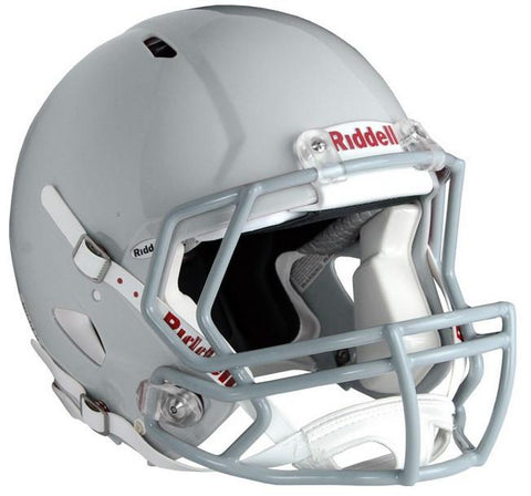 Football Helme - Revolution Speed Silber