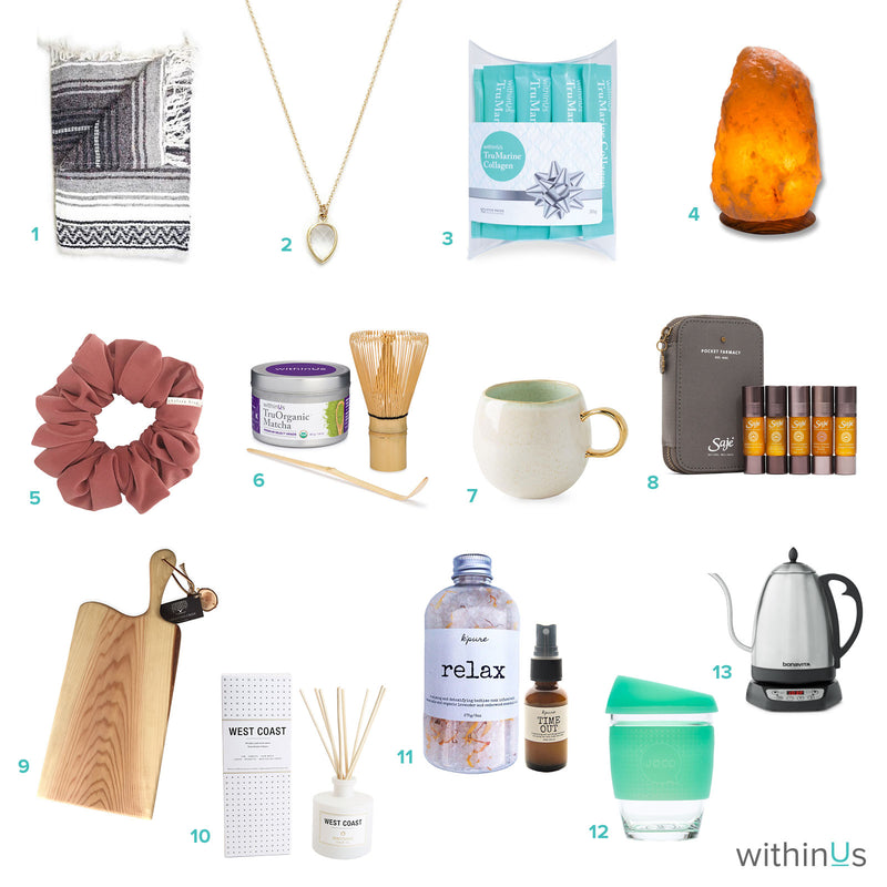 2017 WITHINUS™ GIFT GUIDE