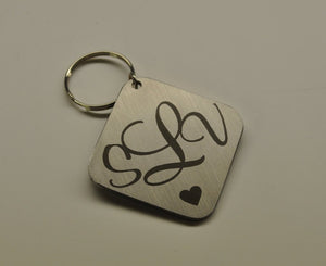 Stainless Key Chain