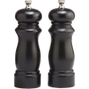 06302 6 Inch Pepper Mill & Salt Mill Set, Ebony