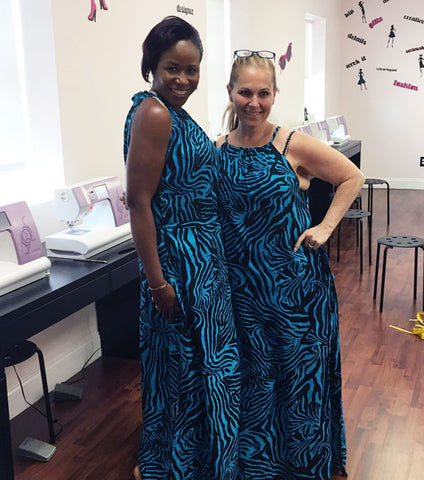 May 22nd - Create a Wrap Skirt - Bryant Park Studio