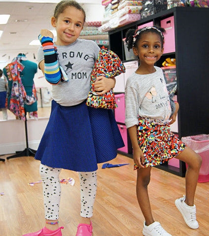 Fashion + Sewing Summer Camp for Kids 6-8yrs - 2019 - Bryant Park