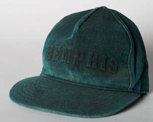 Memphis Cap Denim Embroidered