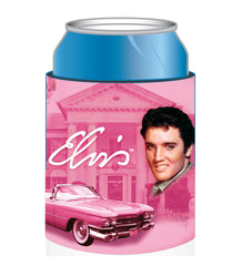 Elvis Huggie Pink w/Guitars