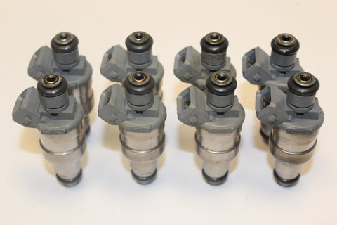 Set of 8 Rebuilt 1996 - 1999 Genuine OEM Siemens 53030778 5.2L 5.9L Fuel Injectors