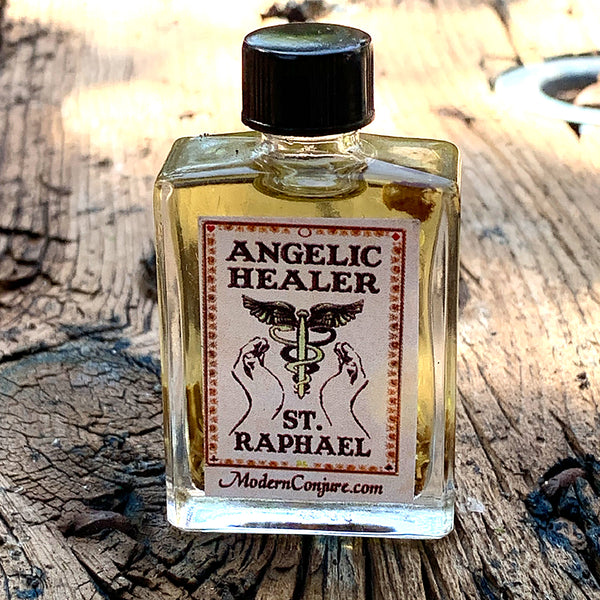 Angelic Healer Oil