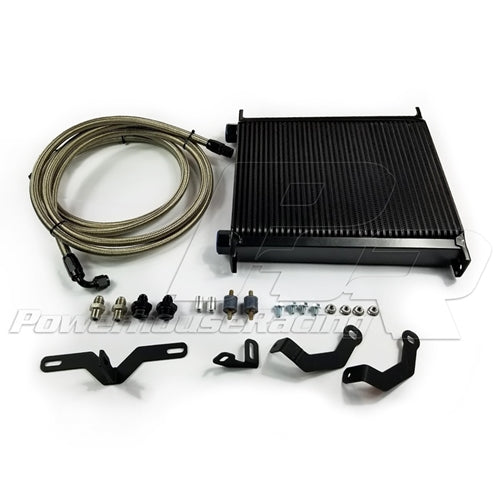 PHR -- Powerhouse Racing 40 Row Transmission Cooler Kit for 1993-98 Supra