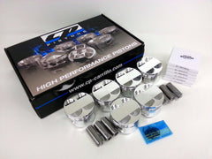 CP Forged Pistons for Toyota 2JZGTE