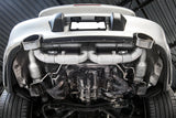 Soul Performance Porsche 996 Turbo Sport X-Pipe Exhaust System