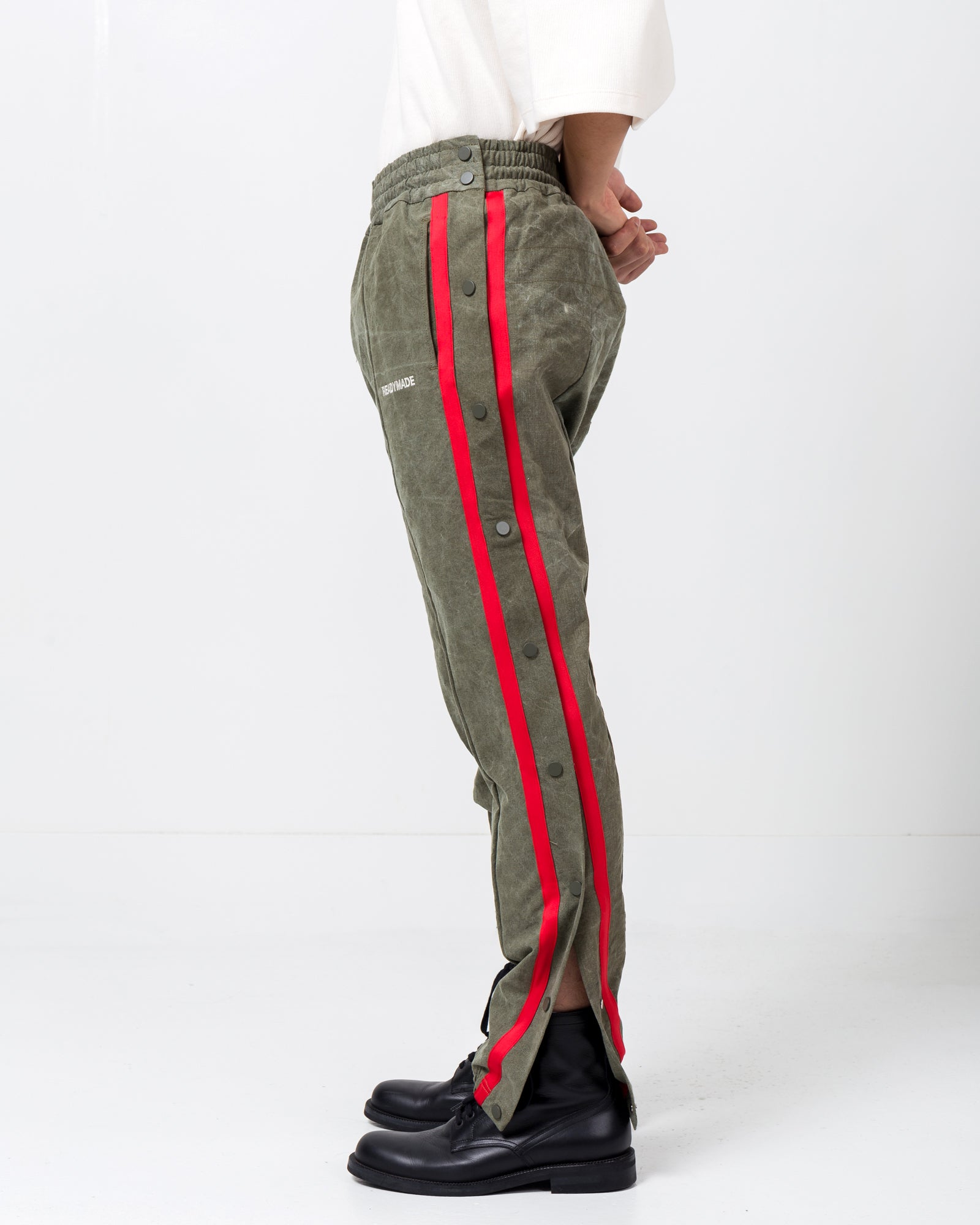 Track Pants in Green