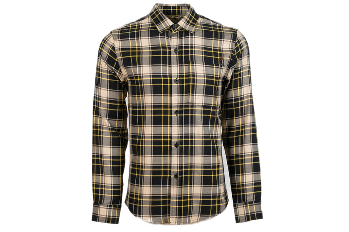 Men's Elli - Jackson Wheat Flannel