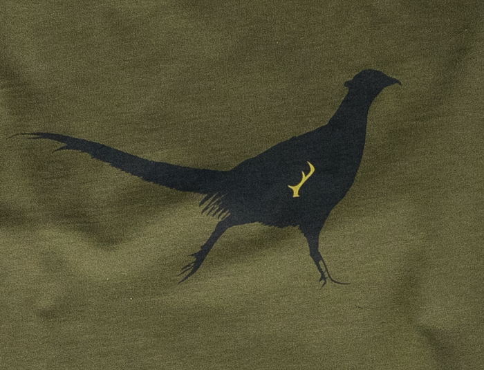 Men's T-Shirt - Green Pheasant
