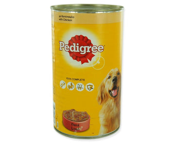 Pedigree Tin 5 Kinds Of Poultry, 400g