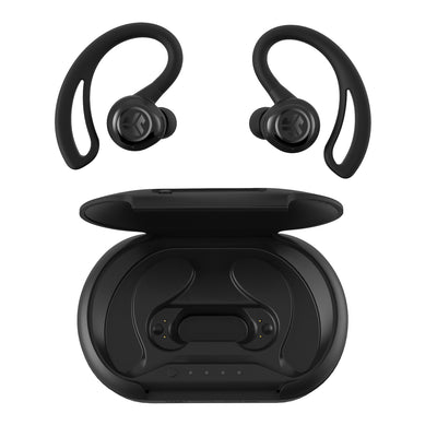 Epic Air True Wireless Earbuds and Open Charging Case