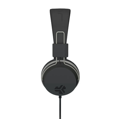 Neon On-Ear Headphones in black