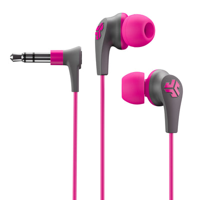 JBuds2 Signature Earbuds in pink