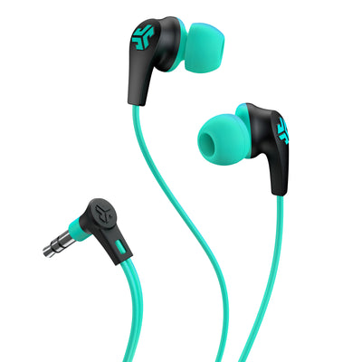 JBuds2 Signature Earbuds in teal