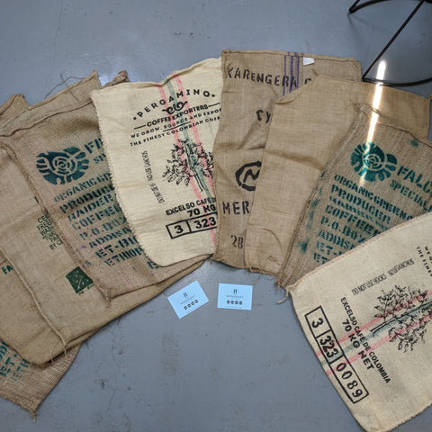 Coffee Sacks - Mixed Selection