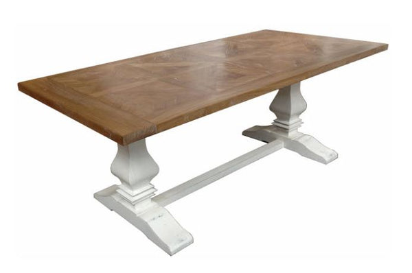 Parquetry Dining Table 200cm