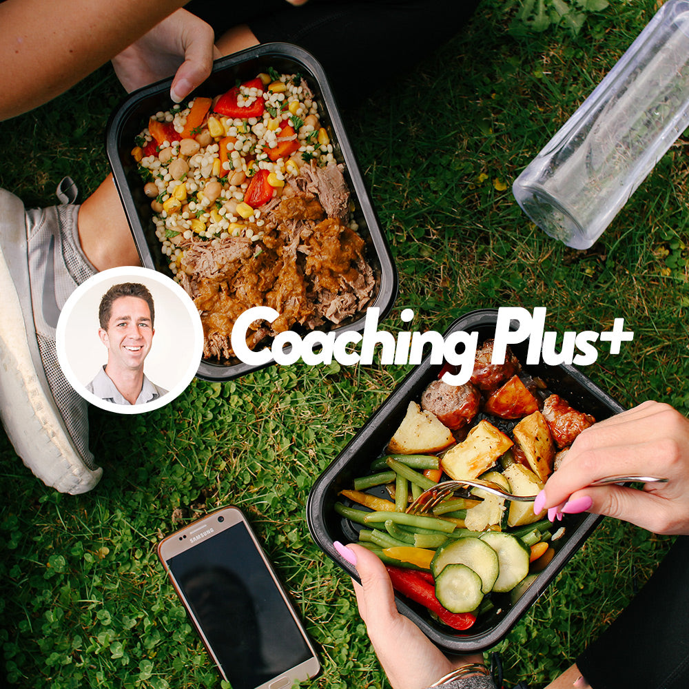 Coaching Meal Plan - Maxi