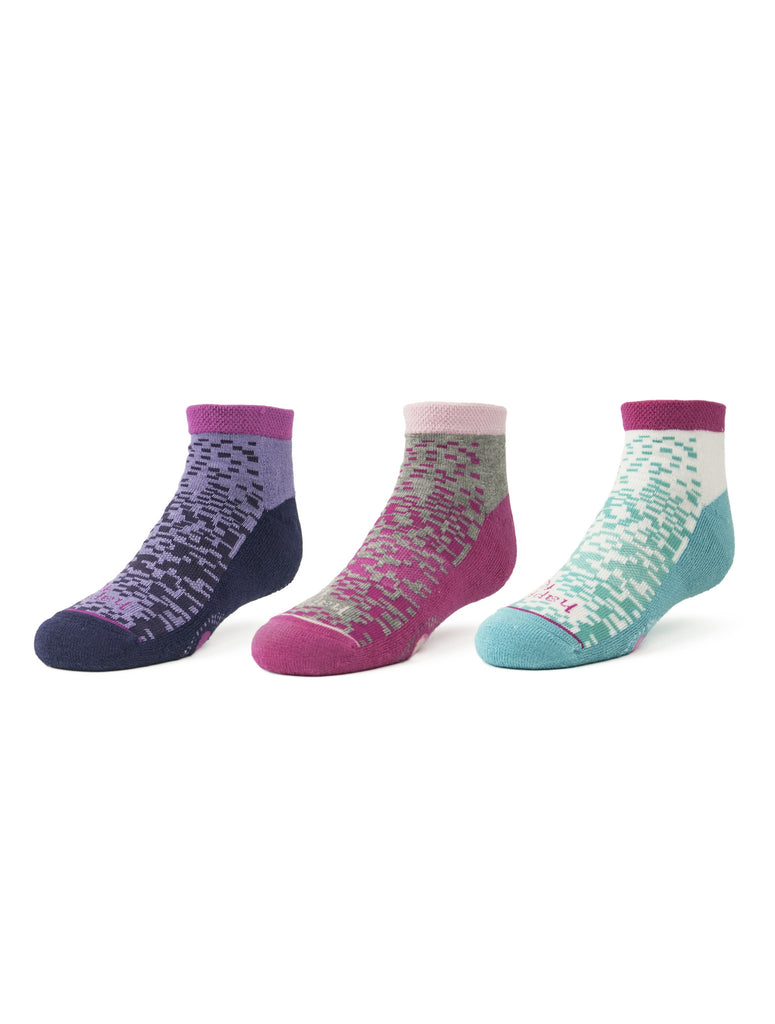 GIRLS CASUAL ANKLE SOCKS