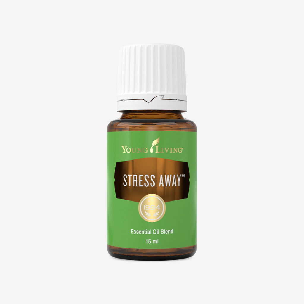 Stress Away Therapeutic Grade Essential Oil (15ml)