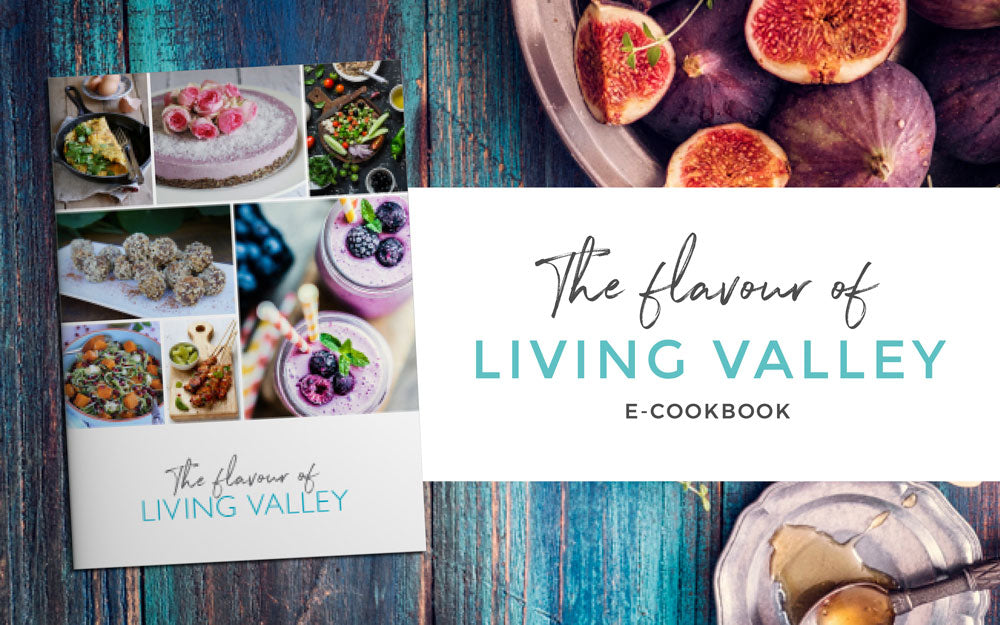 The Flavour of Living Valley E-Cookbook