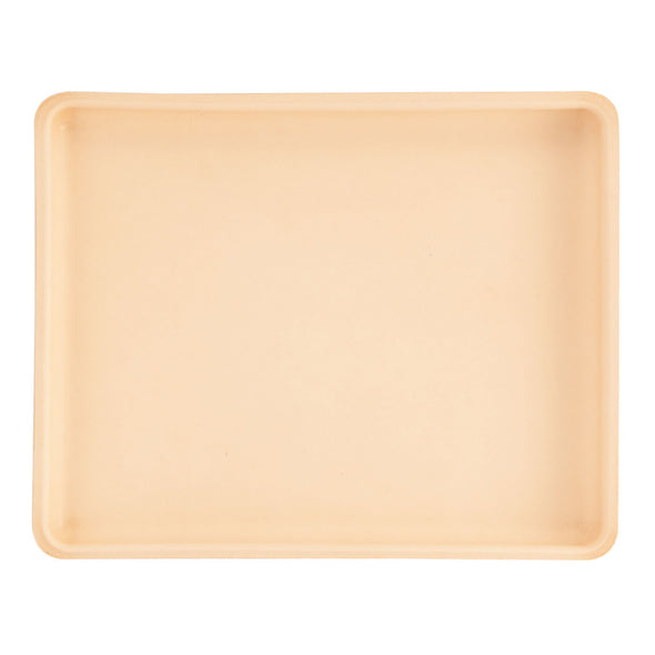 Natural Vegetable Tanned Large Leather Valet Tray