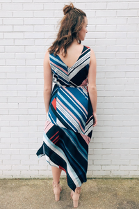 Laney Wrap Dress