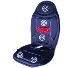 Heated Back and Seat Massager
