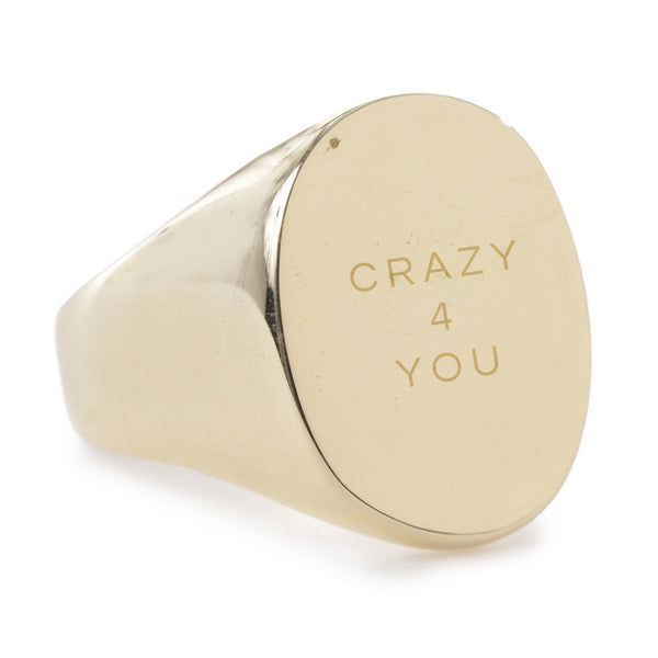 CRAZY4YOU RING