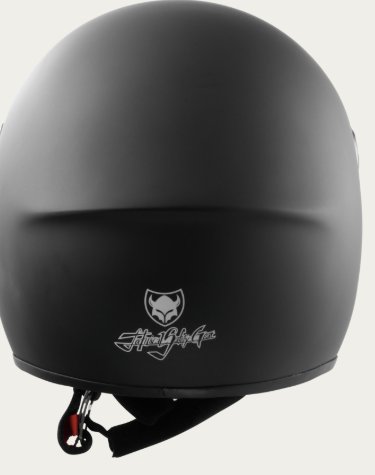 TSG PASS Full Face Helmet Black