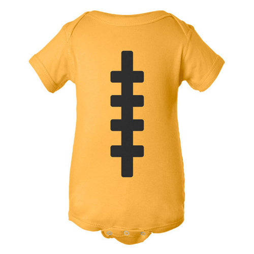 University of Iowa Hawkeyes Football Creeper - Gold