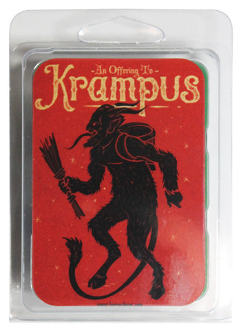 An Offering To Krampus Wax Melts