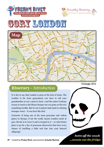 Gory London Family Day Out