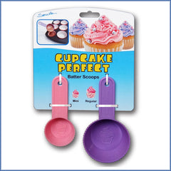 Cupcake Perfect™ - Batter Scoops