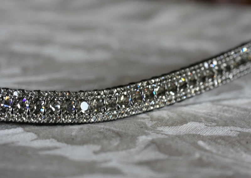 Black diamond browband
