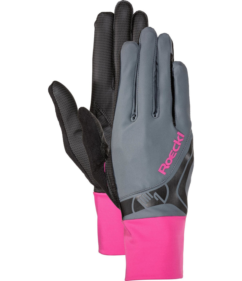 Roeckl Melbourne Gloves Pink