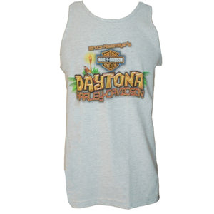 Daytona Custom Gray Tiki Tank