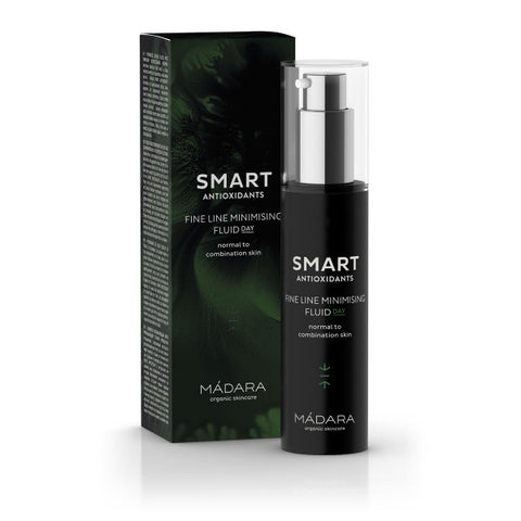 MADARA Smart Antioxidants Fine Line Minimising Day Fluid