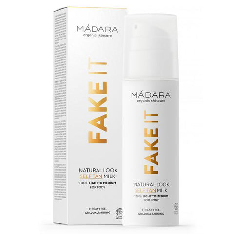 Madara FakeIT Natural Look Self Tan Milk