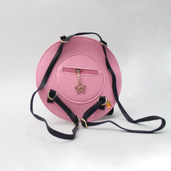 Pink Hat Style Bag Pack
