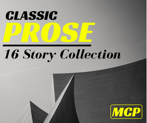 NEW! Classic Prose Collection - 16 Stories - Instant Download