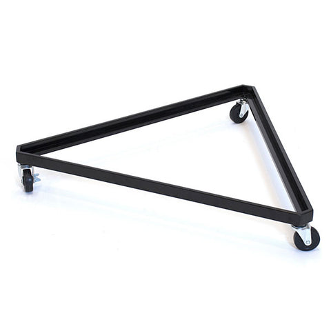 "Base Grid Triangle - 36"" w/Rubber HD Casters"