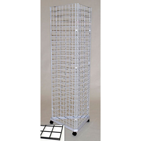 "Grid Triangle Unit w/ 24"" Sides"