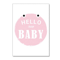 Greeting Life Baby Card HT-52