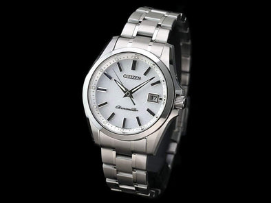 THE CITIZEN Eco-Drive AQ4030-51A / Japanese traditional paper dial Made in Japan - seiyajapan.com